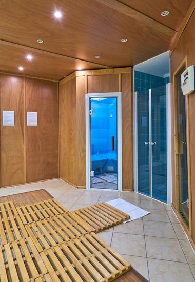 Hotel Rizzi - Centro benessere e palestra